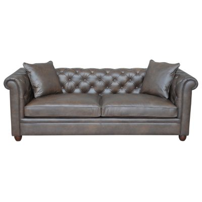 Mauro Timeless Chesterfield Sofa.  Ends: May 5, 2015 6:00:00 PM CDT