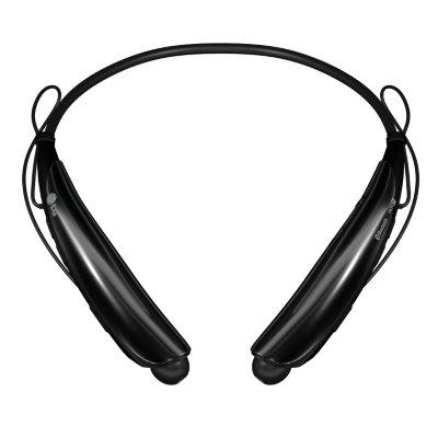 LG Tone Pro Bluetooth Headset, Black.  Ends: Jul 29, 2016 7:45:00 AM CDT