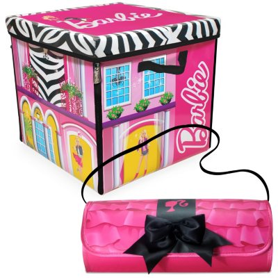 Barbie Dream House Bundle Toybox with Clutch & Closet.  Ends: Apr 24, 2014 12:55:00 AM CDT