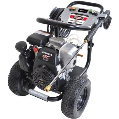 Simpson MegaShot 3200 PSI Gas Pressure Washer Powered by Honda.  Ends: Dec 18, 2014 10:00:00 PM CST
