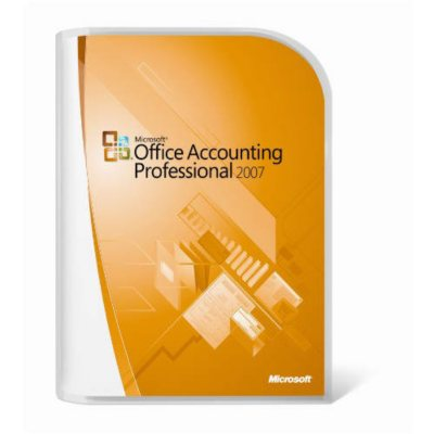 Microsoft Office Accounting Pro 2007 Upgrade.  Ends: Sep 20, 2014 1:20:00 PM CDT