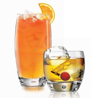 Luminarc Oxygen Mixed Beverage Set, 16 pc. Set.  Ends: Oct 21, 2014 1:45:00 PM CDT