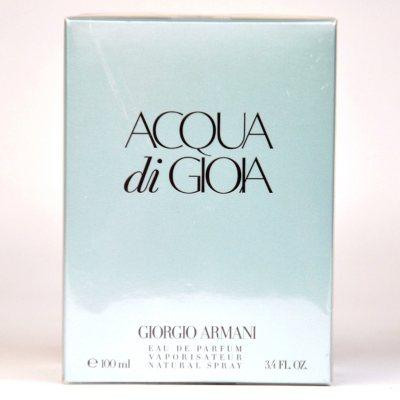 Giorgio Armani Acqua di Gioia Eau de Parfum, 3.4 oz.  Ends: Mar 31, 2015 7:00:00 AM CDT
