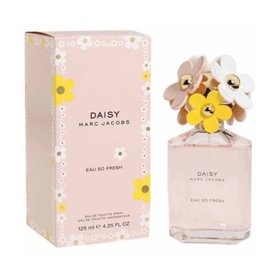 Marc Jacobs Daisy Perfume, 4.25 oz..  Ends: May 29, 2015 1:00:00 AM CDT