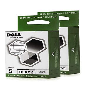 Dell Series 5 Black Ink Cartridge