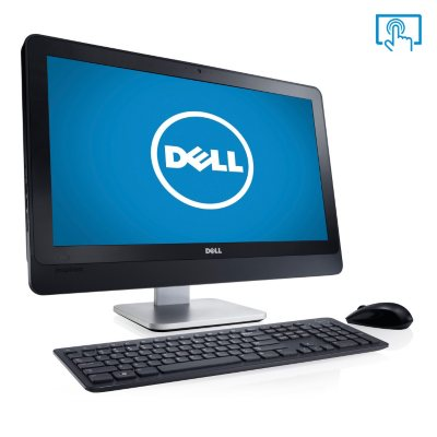 Dell Inspiron One 23'' Touch Desktop Computer, Intel Core i5-3330S, 8GB Memory, 2TB Hard Drive.  Ends: Oct 22, 2014 7:00:00 PM CDT