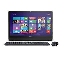 "Dell All-In-One 24"" Touchscreen, AMD A8-7410, 8 GB Memory,1 TB Hard Drive, Windows 10"