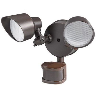 Honeywell LED 2-Step PIR Floodlight.  Ends: Aug 29, 2015 10:00:00 AM CDT