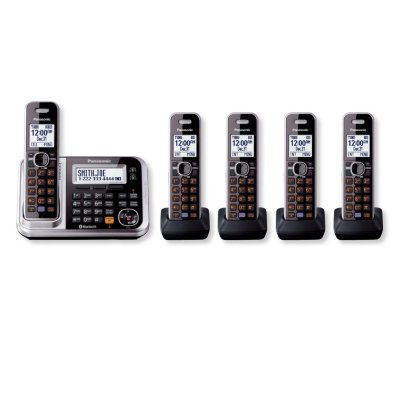 Panasonic Bluetooth Cellular Convergence Solution w/ 5 Handsets.  Ends: Mar 6, 2015 4:00:00 PM CST