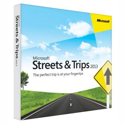 Microsoft Streets & Trips 2013.  Ends: Apr 18, 2015 4:00:00 PM CDT