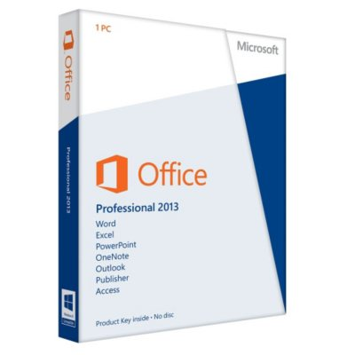 Microsoft Office Professional 2013.  Ends: Dec 18, 2014 9:00:00 PM CST