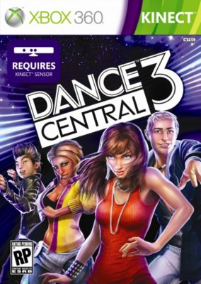 Dance Central 3 - Xbox 360 Kinect.  Ends: Oct 25, 2014 4:00:00 AM CDT