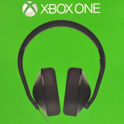 Microsoft Xbox One Stereo Headset.  Ends: Mar 3, 2015 9:25:00 AM CST