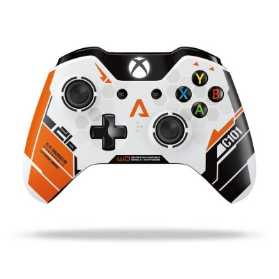 Xbox One Limited Edition Titanfall Wireless Controller (Xbox One).  Ends: Oct 21, 2014 11:50:00 PM CDT