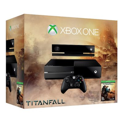 Xbox One Console, Titanfall Bundle.  Ends: Dec 20, 2014 5:00:00 PM CST