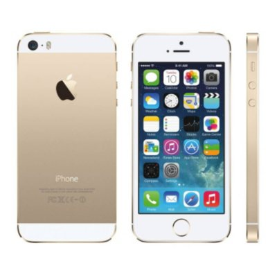 iPhone 5S LTE - 16GB - Gold - Sprint.  Ends: May 25, 2016 7:00:00 AM CDT