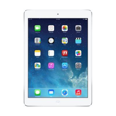 iPad Air 64GB w/ W-Fi + Cellular, Silver (AT&T).  Ends: Jul 7, 2015 11:00:00 PM CDT