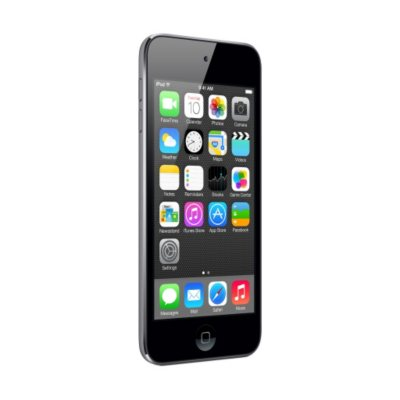 Apple iPod Touch 32GB 5th Generation, Space Gray.  Ends: Mar 31, 2015 5:00:00 PM CDT