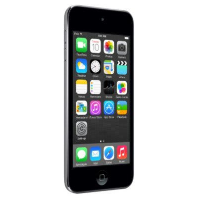 Apple iPod Touch 16GB 5th Generation - Space Gray.  Ends: May 28, 2015 11:06:00 PM CDT