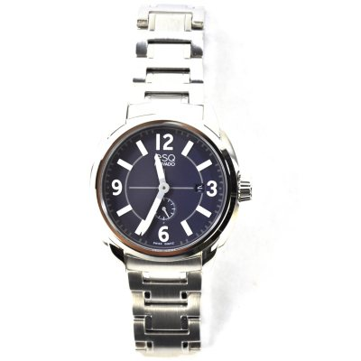 ESQ by Movado Excel Blue Watch.  Ends: May 25, 2015 12:10:00 PM CDT