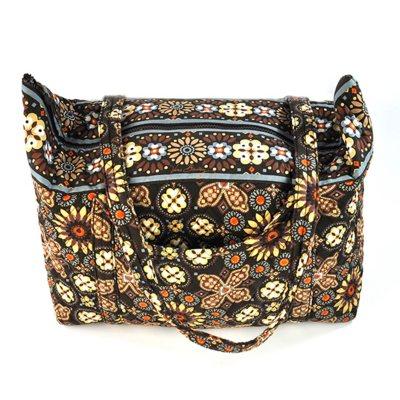 Vera Bradley Miller Bag.  Ends: Nov 24, 2014 12:25:07 AM CST