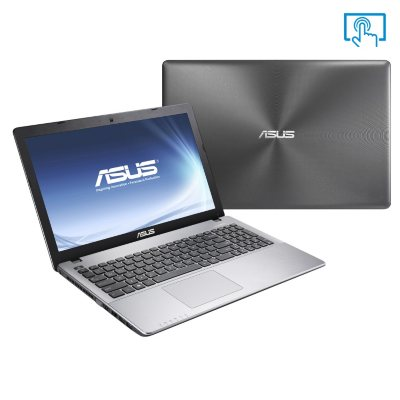 "ASUS K552EA-DH41T 15.6"" Touch Laptop Computer, AMD A4-5000, 6GB Memory, 750GB Hard Drive.  Ends: Oct 31, 2014 10:20:00 PM CDT"