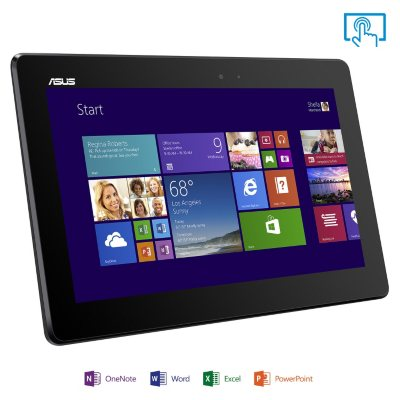 "ASUS T100TA-C1-GR(S) 10.1"" Touchscreen Transformer Laptop Computer, Intel Quad Core Baytrail-T Z3775, 2GB Memory.  Ends: Dec 19, 2014 2:00:00 AM CST"