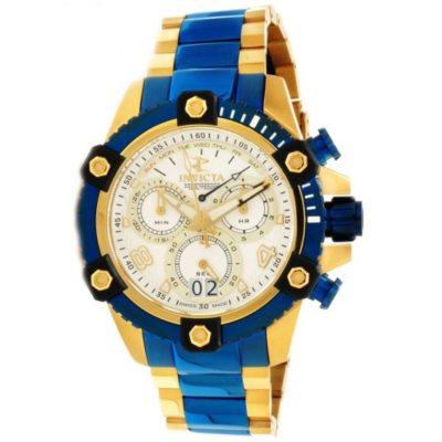 Invicta Reserve Men's Arsenal Swiss Made Quartz Chronograph Bracelet Watch.  Ends: Apr 18, 2015 4:00:00 PM CDT