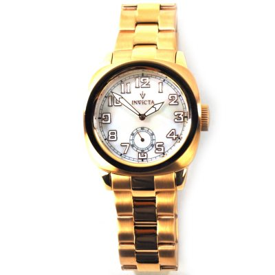 Invicta Vintage Classic Ladies Watch.  Ends: May 25, 2015 9:40:00 AM CDT