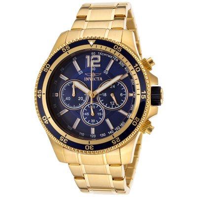 Invicta Specialty Goldtone Watch