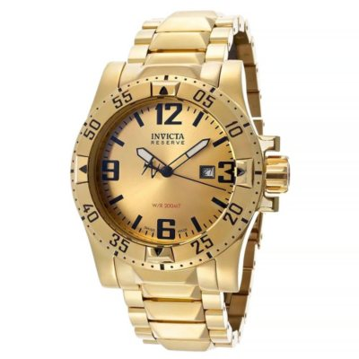 Invicta Men's Excursion Reserve Watch.  Ends: May 3, 2016 5:40:14 AM CDT