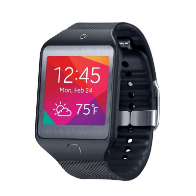Samsung Gear 2 Neo Smart Watch, Charcoal Black.  Ends: May 25, 2016 1:00:00 PM CDT
