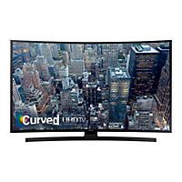 "Samsung 55"" Class Curved 4K Ultra HD LED Smart TV, UN55JU670DFXZA"