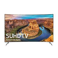 "Samsung 65"" Class Curved 4K SUHD TV - UN65KS850D"