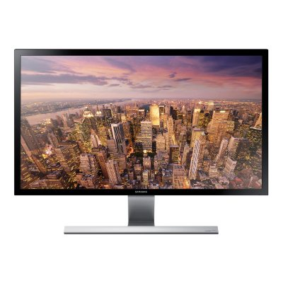 "Samsung UHD 28"",4K Monitor with Metallic Easel Stand.  Ends: Mar 28, 2015 5:12:00 PM CDT"