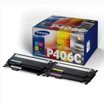 Samsung CLT-P406C Colour and Mono Toner Value Pack.  Ends: Mar 6, 2015 5:15:00 AM CST