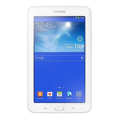 Samsung Galaxy Tab 3 7.0 Lite with 8GB MicroSD Card.  Ends: Oct 22, 2014 10:55:00 PM CDT