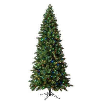 Virginia Pine 9' Color Changing Pre-Lit Quick Set Tree.  Ends: Dec 21, 2014 8:50:00 AM CST