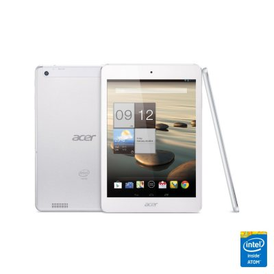 """7.9"""" Acer Iconia A1-830 Tablet, Silver (16GB).  Ends: Jul 5, 2015 3:00:00 PM CDT"""