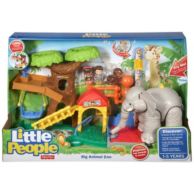 Fisher-Price® Little People® Big Animal Zoo.  Ends: Apr 30, 2016 8:06:00 AM CDT
