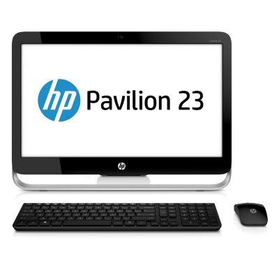 "HP Pavilion 23-g017c 23"" Desktop Computer, AMD A6-5200, 4GB Memory, 1TB Hard Drive.  Ends: Aug 1, 2015 2:00:00 PM CDT"