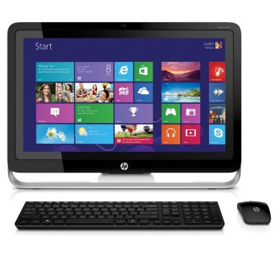 "HP Pavilion 23"" Touchscreen Desktop Computer (8GB Memory, 1TB Hard Drive).  Ends: Aug 29, 2014 1:00:00 AM CDT"