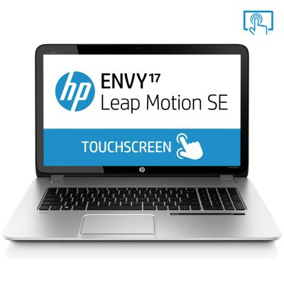 "HP ENVY 17-j127cl 17.3"" Touch Laptop Computer, Intel Core i7-4702QM, 16GB Memory, 1TB Hard Drive with Leap Motion.  Ends: Mar 31, 2015 1:00:00 AM CDT"