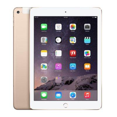 iPad Air 2 Cellular 128GB - Gold.  Ends: Jul 26, 2016 1:00:00 PM CDT