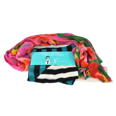 Collection 18 Wraps and Loops Scarves.  Ends: Aug 3, 2015 5:00:00 PM CDT