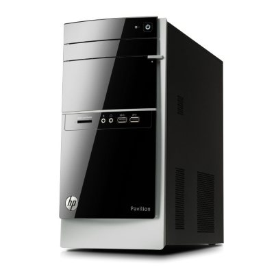HP Pavilion 500-437c Desktop Computer, AMD Quad-Core A8-6410, 8GB Memory, 1TB Hard Drive.  Ends: Aug 29, 2015 7:00:00 AM CDT