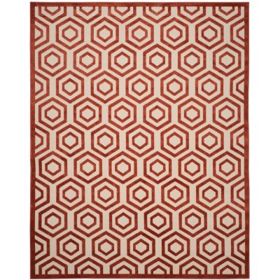 Safavieh Bahama Collection, Lattice Beige/Red.  Ends: May 30, 2016 5:20:00 PM CDT