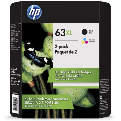HP 63XL Black Original