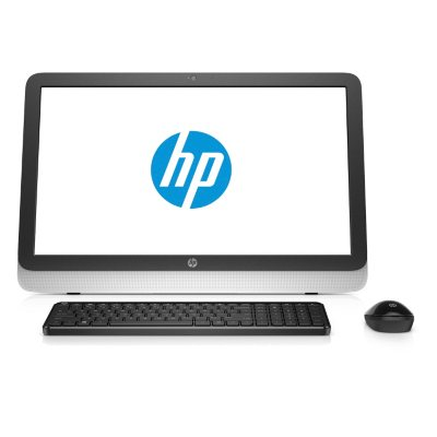 """HP  23"""" All-in-One Desktop, AMD Quad-Core A6-6310, 4GB Memory, 1 TB Hard Drive.  Ends: May 27, 2016 11:00:00 PM CDT"""