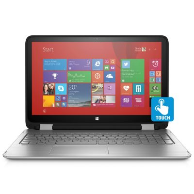 """HP Envy 15.6"""" Touchscreen X360 Convertible 2-in-1 Notebook with Intel Core i7 Processor, 16GB Memory, 1TB Hard Drive.  Ends: Jul 27, 2016 5:00:00 PM CDT"""